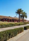 Santa Rita Winery perto de Santiago de Chile fotografia de stock