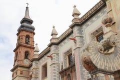 Santa rosa de viterbo church I Royalty Free Stock Photo