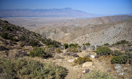 Santa Rosa Mountains Stock Images