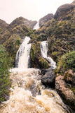 Santa Rosa Small Waterfall Royalty Free Stock Image