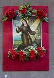 Santa Rosalia Royaltyfria Foton