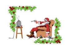 Santa ruim Fotografia de Stock