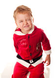 Santa's baby Royalty Free Stock Images