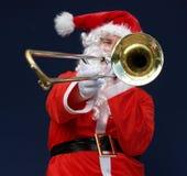 Santa's Blast Royalty Free Stock Photography