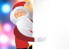 Santa's Christmas List stock images