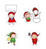 Santa's Elf Royalty Free Stock Image