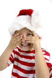 Santa's elve Royalty Free Stock Photo