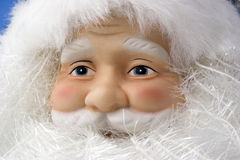 Santa's Face Royalty Free Stock Images