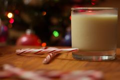 Santa& x27; s-Festlichkeit Stockfotografie