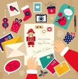 Santa's gifts Royalty Free Stock Photo