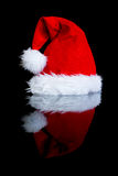 Santa's hat stock photos