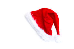 Santa's hat royalty free stock photography
