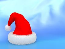 Santa`s hat Royalty Free Stock Photography