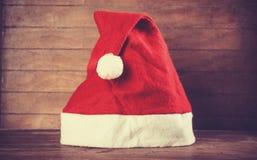 Santa's Hat. Royalty Free Stock Photo