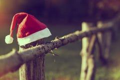 Santa's hat Royalty Free Stock Images