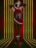 Santa`s Helper Stock Photos