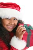 Santa S Helper Royalty Free Stock Photos