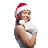 Santa`s helper Royalty Free Stock Photography