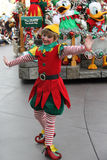 Santa's Helper - Elf Stock Image