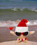 Santa's Holiday royalty free stock photo