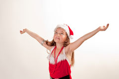 Santa's little helper Stock Photos