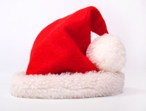 Santa's red hat Royalty Free Stock Photography