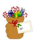 Santa's Sack Royalty Free Stock Image