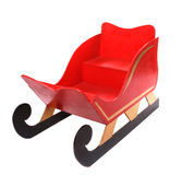 Santa\'s Sleigh Royalty Free Stock Images