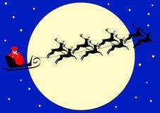 Santa's sleigh Stock Photos