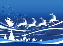Santa's Sleigh Royalty Free Stock Photography