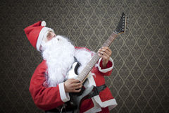 Santa's Solo Royalty Free Stock Photos