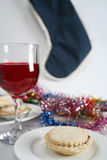 Santa's treat Royalty Free Stock Images