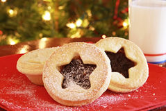 Santa's Treats Royalty Free Stock Images