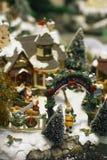 Santa's workbench. Stock Photos