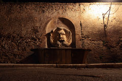 Santa Sabina Fountain Stock Photos
