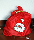 Santa sack Royalty Free Stock Photo