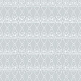 Santa seamless gray. Santa seamless. Christmas background. Vector format Royalty Free Stock Photos