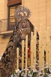Santa Semana, Granada, Spain Royalty Free Stock Photography