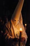 Santa Semana member, Seville. Stock Image