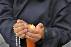 santa semana Spain fotografia royalty free