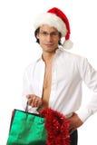 Santa 'sexy' foto de stock royalty free