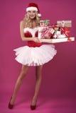 Santa sexy Immagini Stock Libere da Diritti