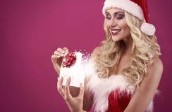 Santa sexy Immagine Stock Libera da Diritti