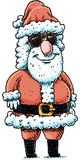 Santa Shades Stock Images