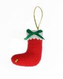 Santa Shoes Stock Photography