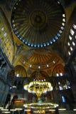 Santa sofia istanbul Royalty Free Stock Images