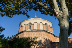 Santa Sofia in Istanbul Stock Images