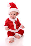 santa suit1 Obrazy Royalty Free