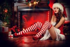 Santa suknia Fotografia Stock