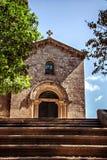 Santa Susana chapel Royalty Free Stock Photo